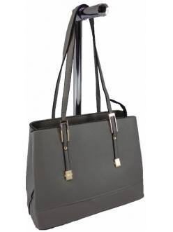 Женская сумка, цвет A-4 Серая купить недорого