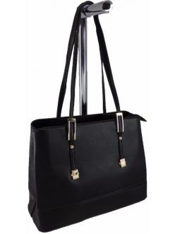 Женская сумка, цвет A-4 Черная купить недорого