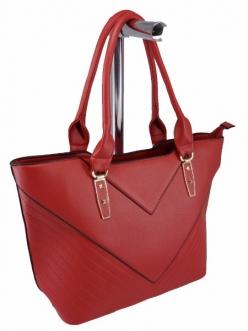 Женская сумка, цвет A-5 Бордовая купить недорого