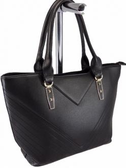 Женская сумка, цвет A-5 Черная купить недорого
