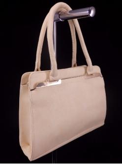 Женская сумка, цвет AL-435 Светло Бежевый купить недорого