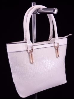 Женская сумка, цвет AL-445 Белый купить недорого