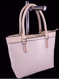 Женская сумка, цвет AL-445 Бежевый купить недорого