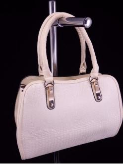 Женская сумка, цвет AL-448 Бежевый купить недорого
