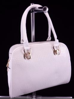 Женская сумка, цвет AL-449 Белый купить недорого