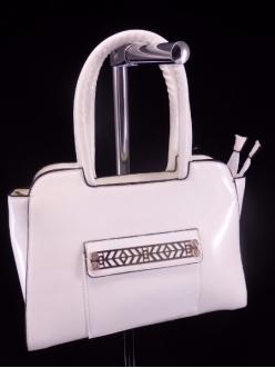 Женская сумка, цвет AL-450 Белый Лак купить недорого