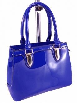 Женская сумка, цвет AL-451 Темно Синий ЛАК купить недорого