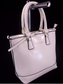 Женская сумка, цвет AL-455 Белый ЛАК купить недорого