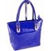 Женская сумка, цвет AL-456 Синий ЛАК купить недорого
