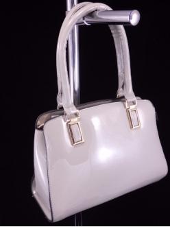 Женская сумка, цвет AL-458 Серый ЛАК купить недорого