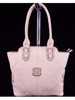 Женская сумка, цвет Al-40 Бежевый купить недорого