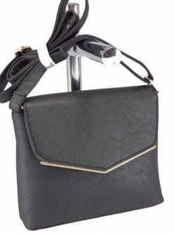 Женская сумка, цвет AL-693 Черный Клатч купить недорого