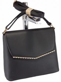 Женская сумка, цвет AL-695 Черный Клатч купить недорого