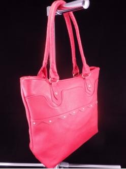 Женская сумка, цвет B-12 Красный купить недорого