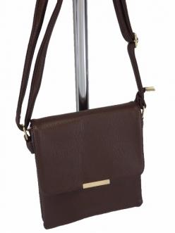 Женская сумка, цвет LJ-109 Кофе Клатч купить недорого