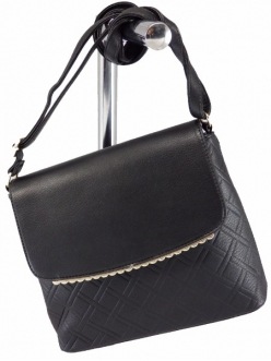 Женская сумка, цвет LJ-163 Черный Клатч купить недорого