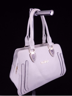 Женская сумка, цвет LS-1 Светло Серый купить недорого