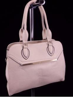 Женская сумка, цвет LS-3 Бежевый купить недорого