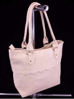 Женская сумка, цвет WL-14 Бежевый купить недорого