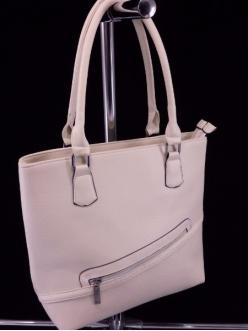 Женская сумка, цвет y2095 Молочная купить недорого