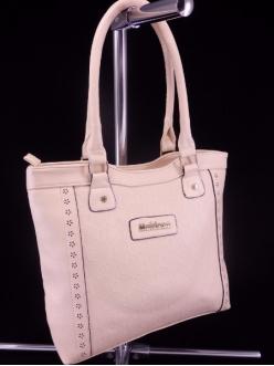 Женская сумка, цвет ZF-230 Бежевый купить недорого