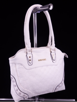 Женская сумка, цвет ZF-232 Белый купить недорого